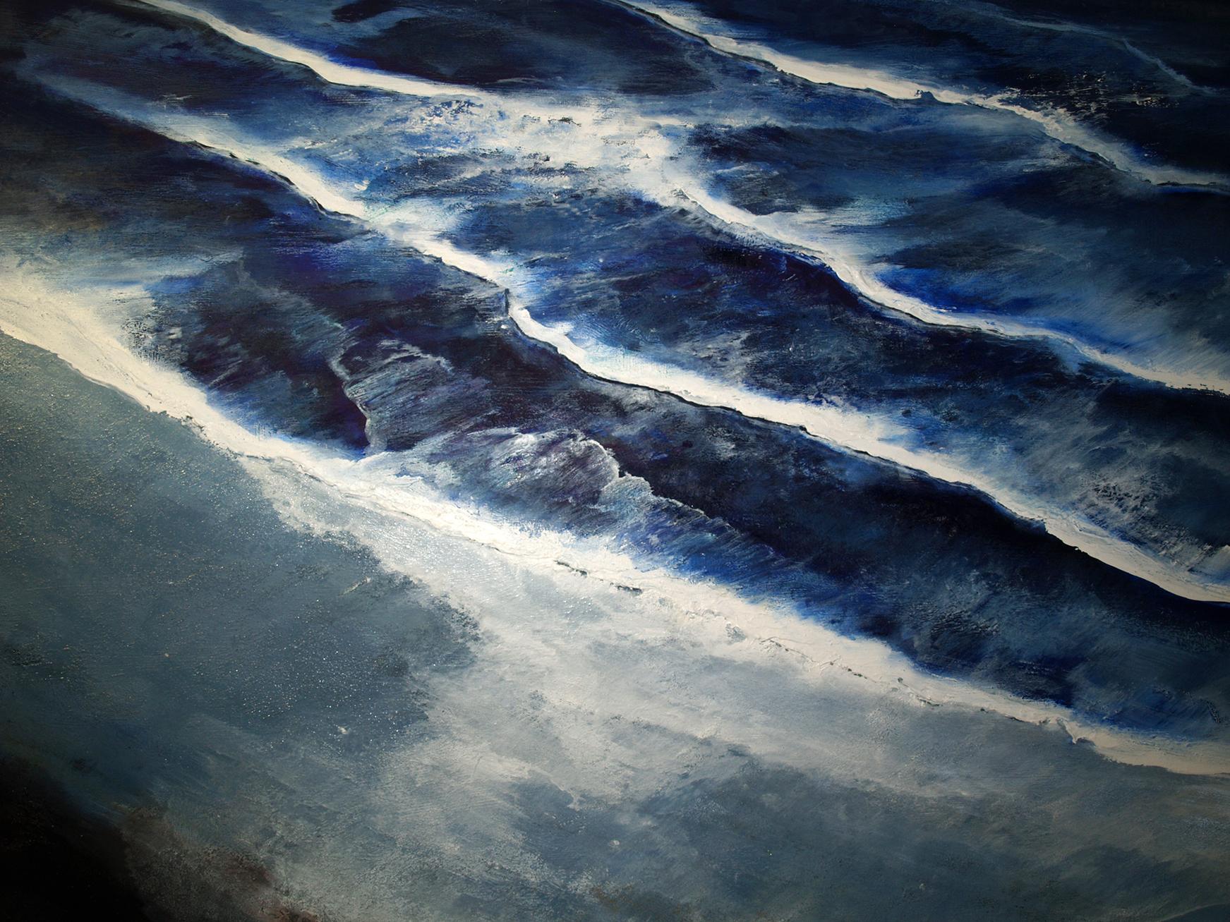 particolare-del-dipnto-WATERLINE.olio-su-tela-cm-200x150.Santosuosso2018